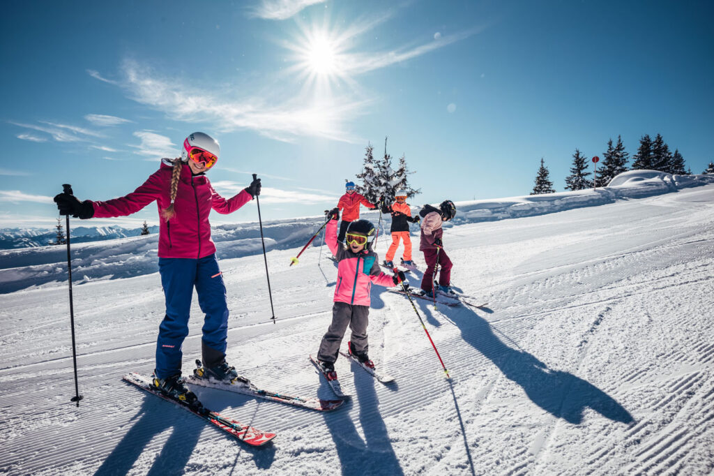 Skiën Zell am See - Kaprun familie