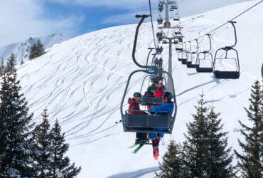 Wintersport in Schneereich Damüls Mellau Faschina