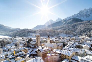 Wintersport Innichen