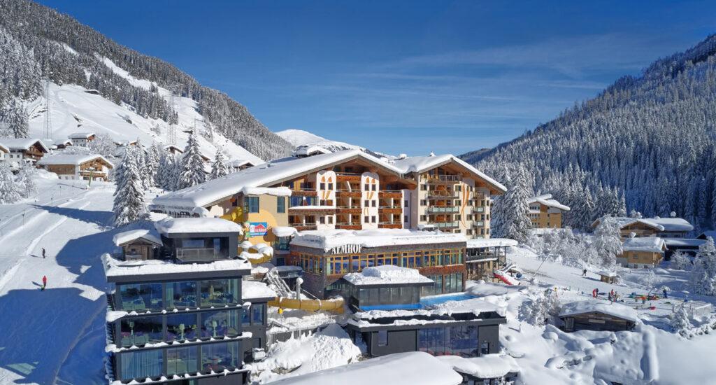 Wintersport Kinderhotels Oostenrijk Kinderhotel Almhof