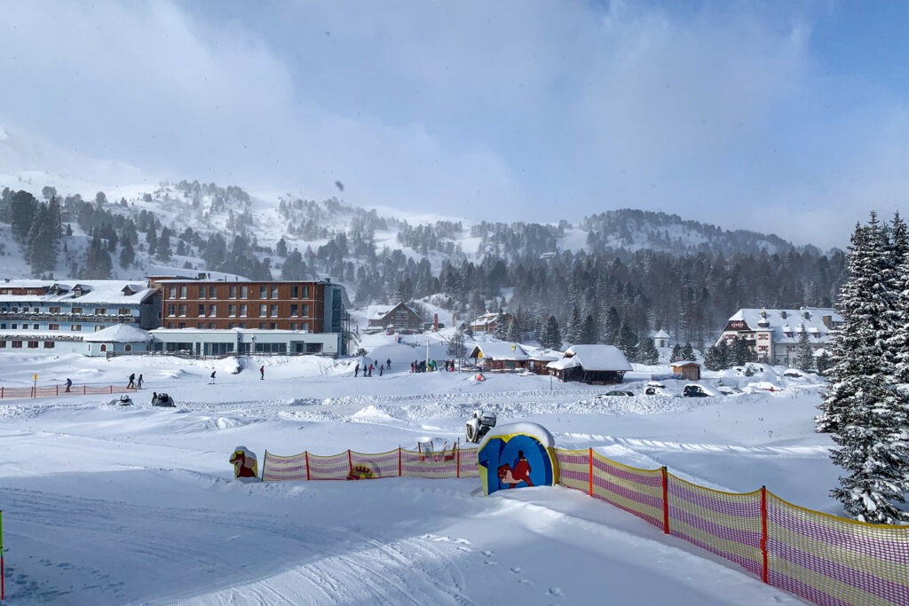 Hotels aan de piste Oostenrijk