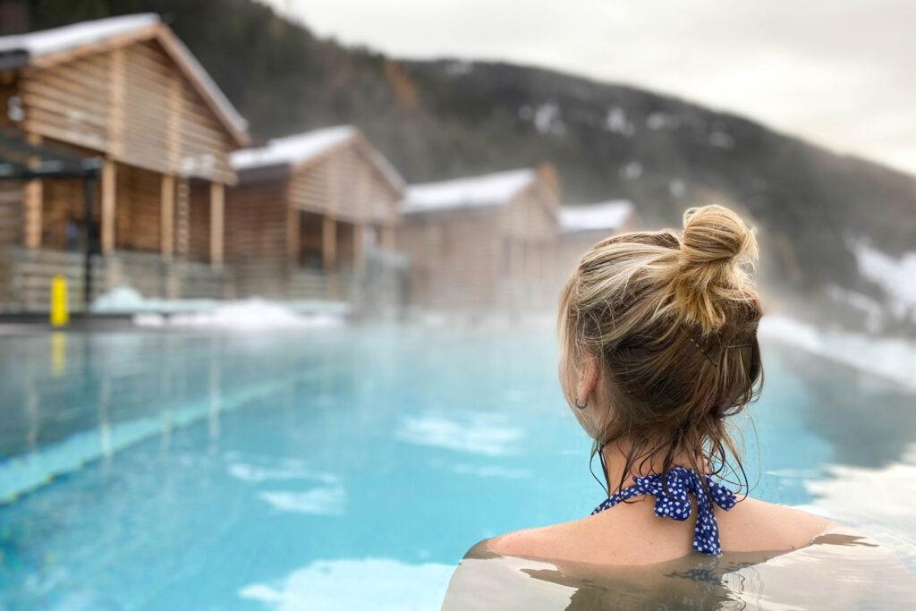 Wellnesshotels aan de piste in Oostenrijk