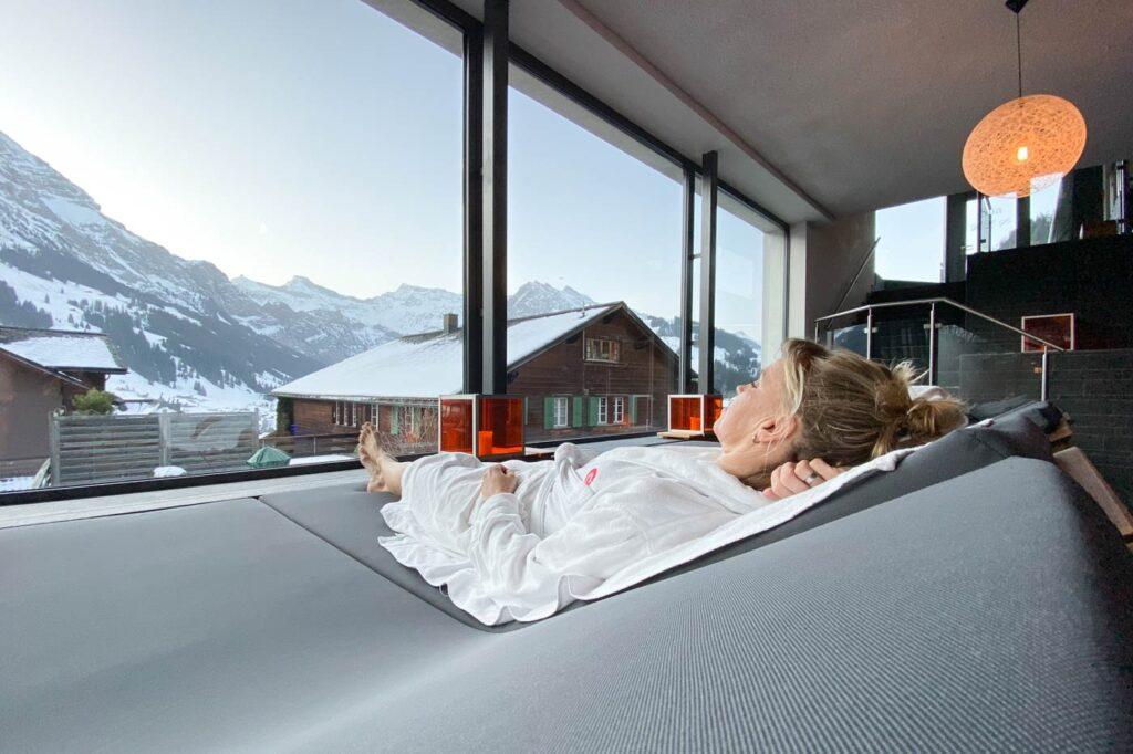 3-sterren hotels in Oostenrijk wellness met uitzicht op de bergen