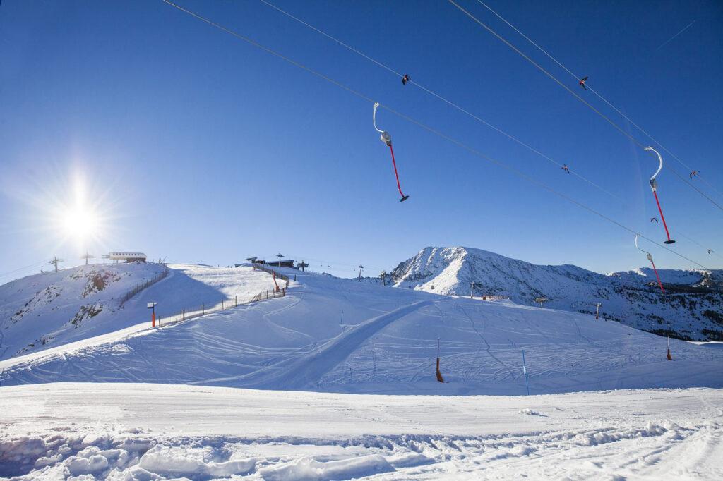 Belastingvrij shoppen wintersport Andorra