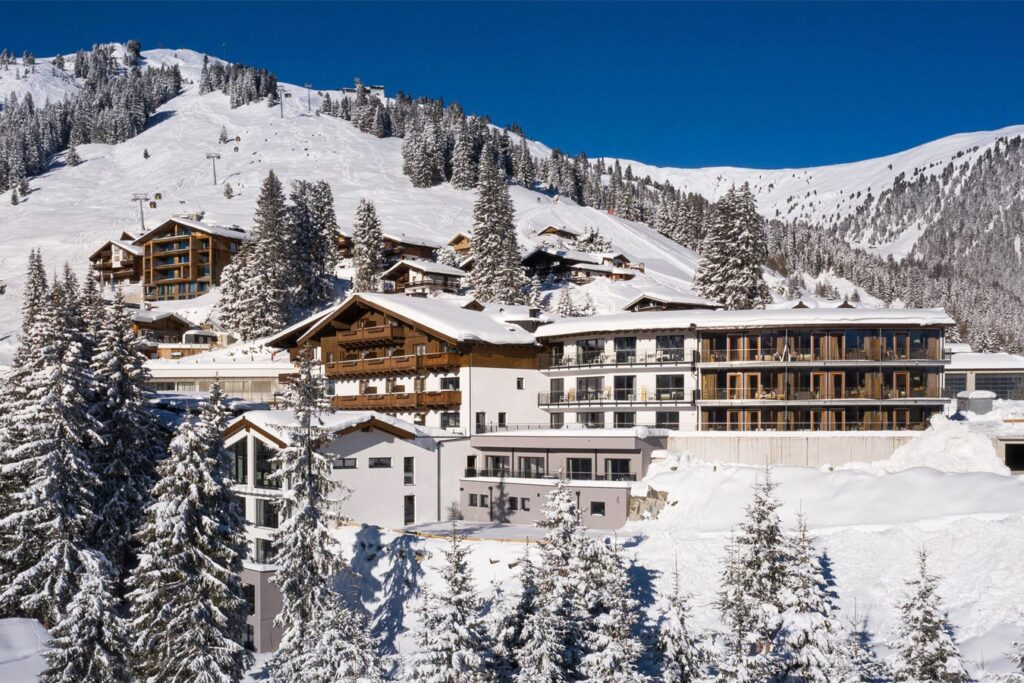 Familiehotels Oostenrijk Ursprungs Panorama hotel