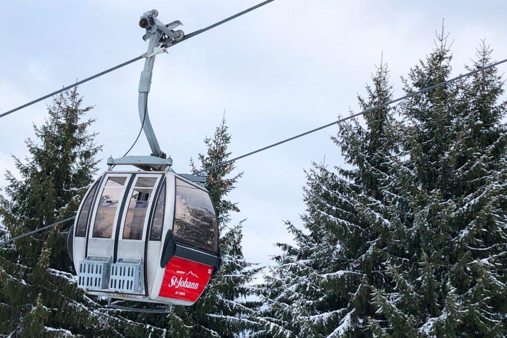 Wintersport in St. Johann in Tirol