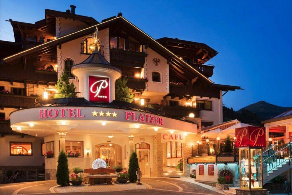Wintersport Hotel Platzer in Gerlos