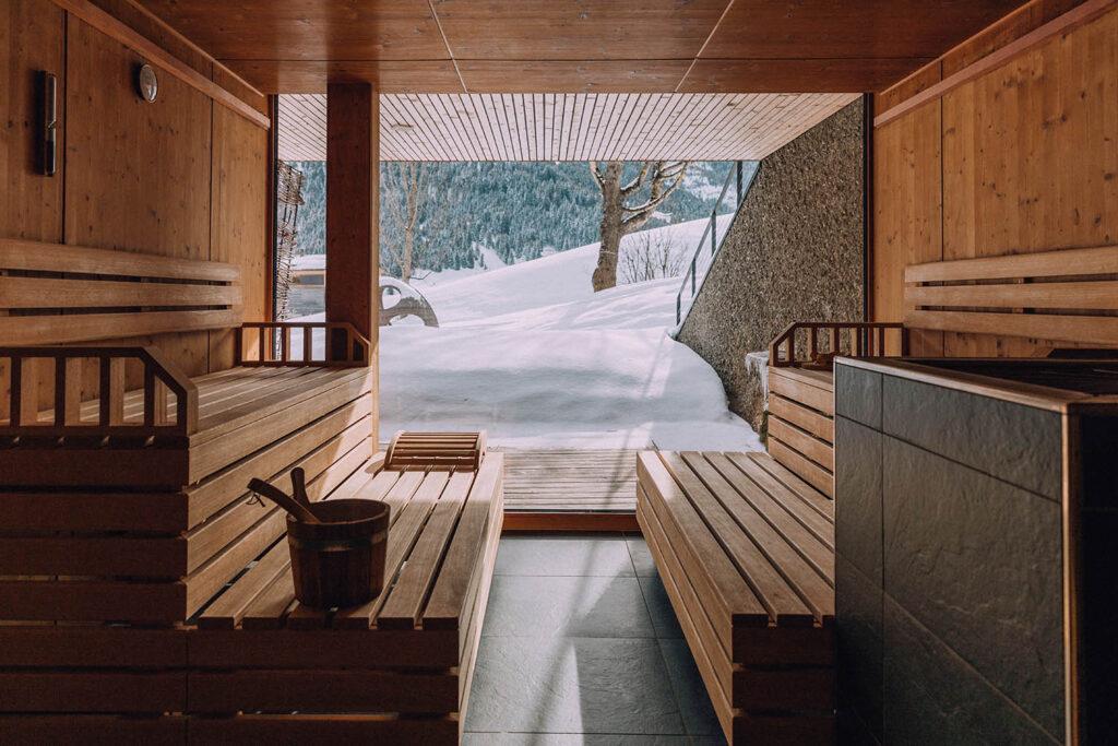 4-sterren hotels in Oostenrijk met wellness Naturhotel Chesa Valisa