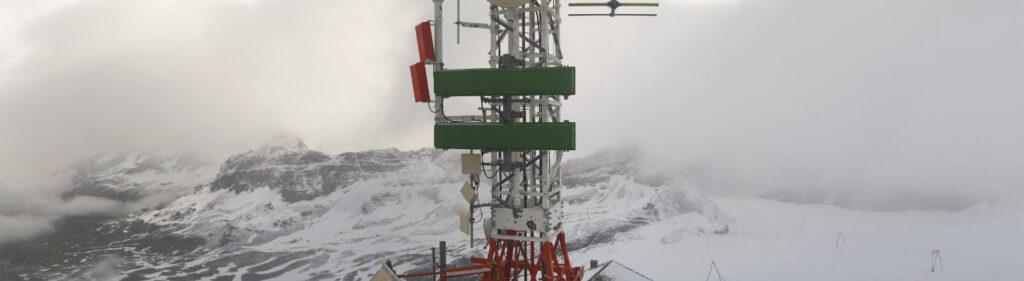 Cervino Ski Paradise-Plateau Rosa 3480 meter