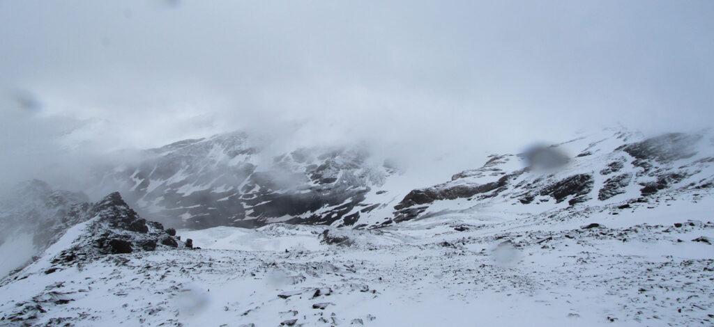 Cevedale Gletscher Val Martello