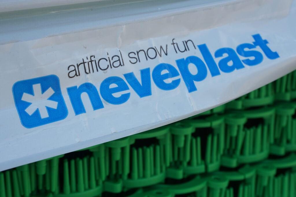 Neveplast skimatten Outdoor Valley Wintersport