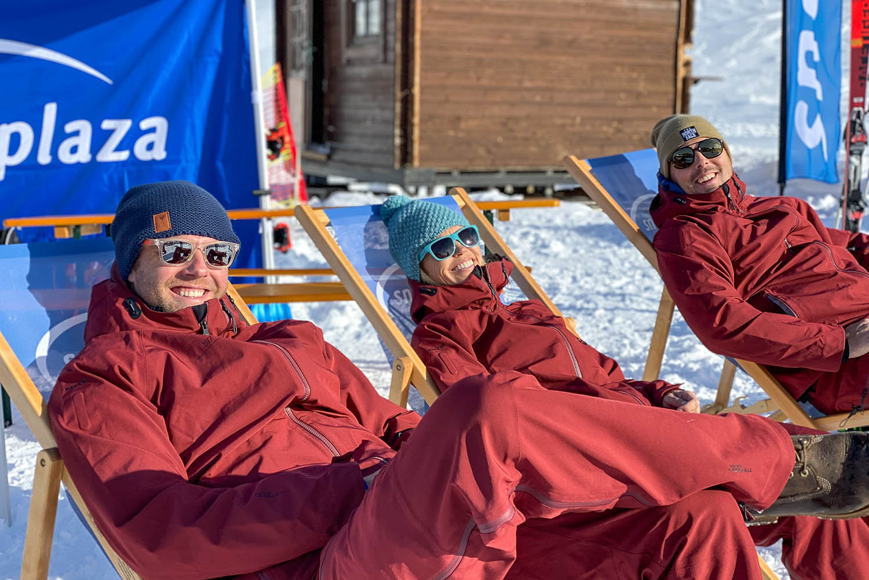 Gurgl Snowplaza Ski opening