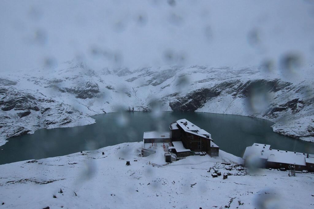 Webcam Weissee Gletscherwelt
