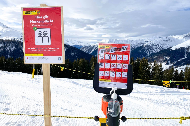 Corona wintersport 2021 2022