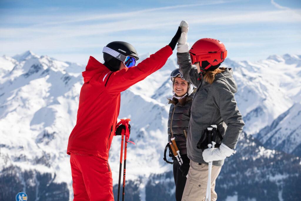 Skilessen boeken in Oostenrijk bij CheckYeti