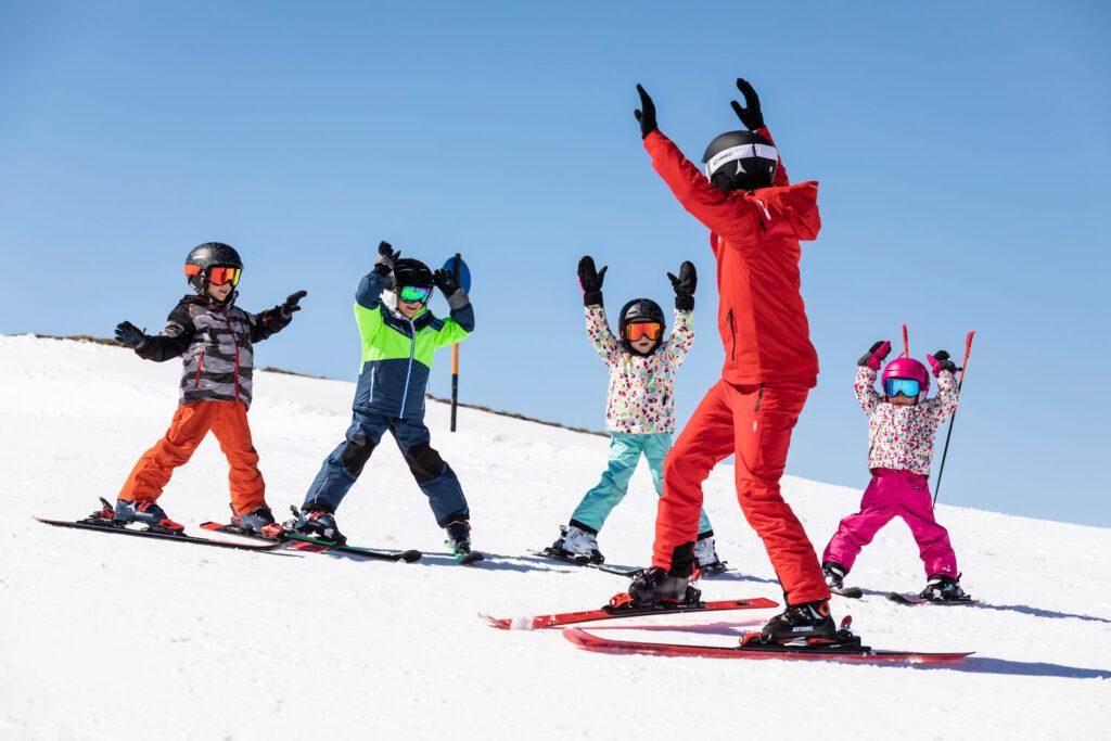Nederlandse skileraren CheckYeti