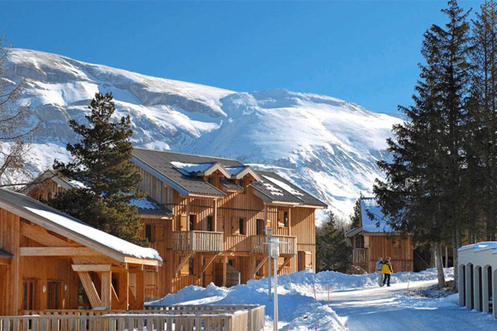 Aanbieding Appartement L'Orée des Pistes in Superdévoluy Chalet.nl wintersport voorjaarsvakantie